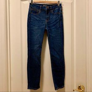 J. Crew skinny jeans NWT